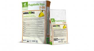 FUGABELLA® ECO  2-20 Iron Grey - č. 04 25 kg