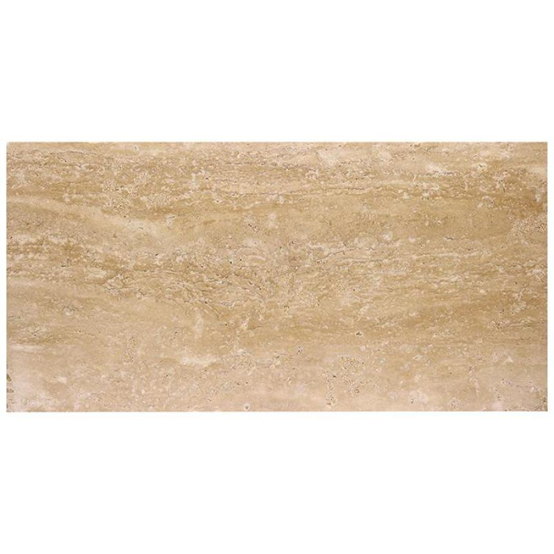 Traver.+Emper. Travertine Cream Mramorové mozaiky DUNIN (60 x 30 x 1 cm / 1 ks)