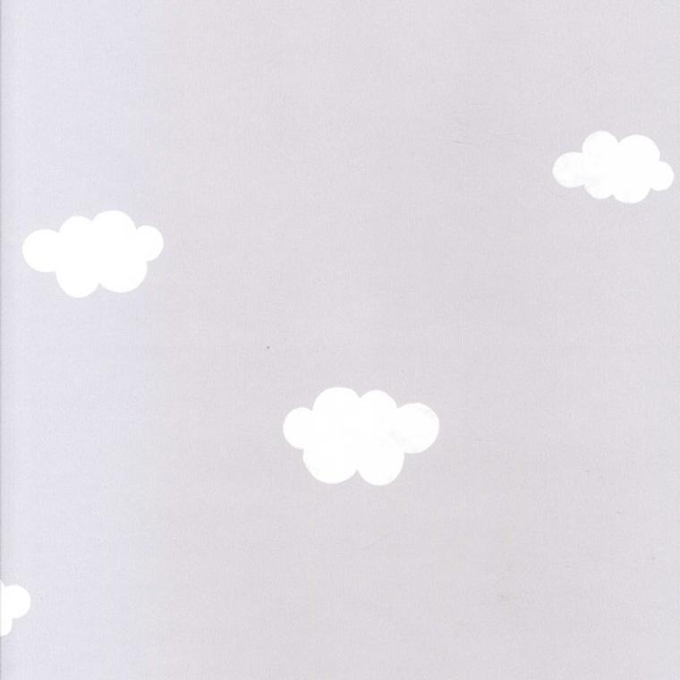 Detské tapety CASADECO My little world MLW29759332 nuages gris