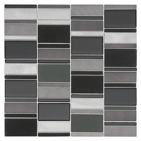 ALLUMI PIANO GREY 73 (29,3x29,8cm/1ks)