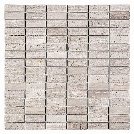 WOODSTONE GREY BLOCK 48 (30,5 x 30,5cm/1ks)