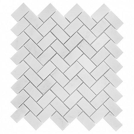 EASTERN WHITE HERRINGBONE 48 (30,5 x 30,5cm/1ks)